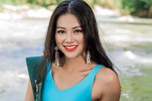 Hoa hậu Trái đất Phương Khánh hút mắt với 3 vòng 'chuẩn đét'