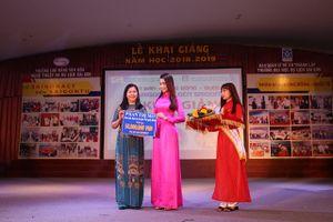 Trường Cao đẳng Văn hóa Nghệ thuật và Du lịch Sài Gòn khai giảng năm học mới