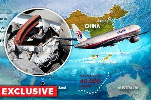 Máy bay mất tích MH370 vẫn nguyên vẹn dưới đáy đại dương?