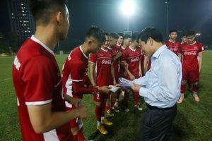 'Tôi thích tất cả các cầu thủ đội tuyển Việt Nam'
