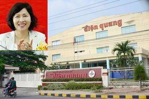 Bà Kim Thoa bán cổ phiếu thu 50 tỷ đồng; 'bông hồng thép' liên tục dính vận đen
