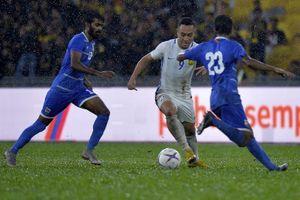 Malaysia thắng to Maldives, dọa tuyển Việt Nam trước AFF Cup 2018