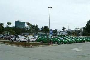 Xử lý nhanh vụ tài xế taxi đình công tự phát tại sân bay quốc tế Đà Nẵng