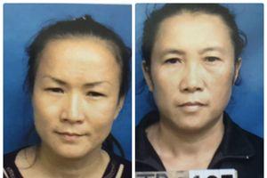 Nghệ An: Hai chị em bị bắt sau 10 năm bán thiếu nữ qua Trung Quốc