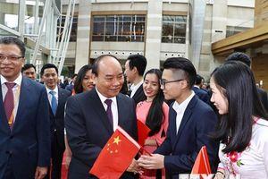 Thủ tướng tới Thượng Hải dự hội chợ nhập khẩu quốc tế Trung Quốc