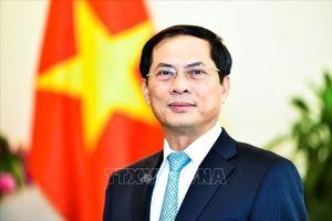 Thứ trưởng Bùi Thanh Sơn gặp gỡ cộng đồng người Việt tại CHLB Đức