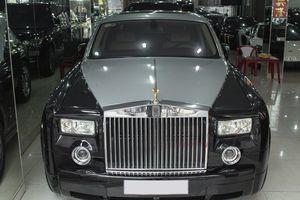Nhà giàu Việt chơi xe Rolls-Royce, 10 năm 'bay' đôi chục tỷ