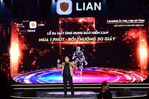 Hơn 40.000 lượt tải ứng dụng bảo hiểm tự động LIAN