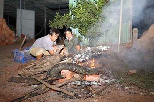 Một thanh niên nghi bị trăn siết chết ở Đồng Nai