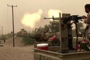 Xạ thủ Houthi liên tục săn đuổi, bắn hạ quân đội Ả rập Xê-út