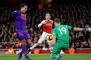 Arsenal 1-1 Liverpool: Đôi công hấp dẫn