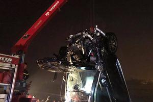 Xác định danh tính chủ xe ô tô bị rơi khỏi cầu Chương Dương khiến 2 người tử vong
