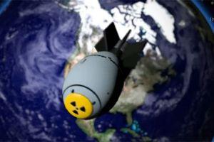 Thảm cảnh khi kích nổ bom hạt nhân mạnh nhất trong vũ trụ