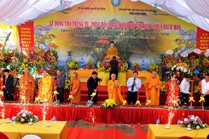 Bắc Ninh: Phục hồi di tích Lịch sử văn hóa chùa Bách Môn