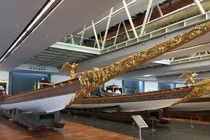 Thăm nơi yên nghỉ của những con thuyền gỗ đế chế Ottoman