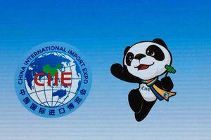 Việt Nam tham dự Hội chợ CIIE 2018 với vai trò là quốc gia danh dự