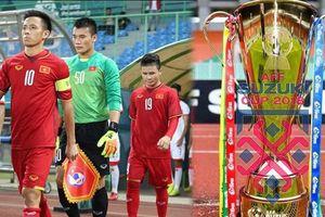 ĐT Việt Nam chính thức chốt danh sách 23 cầu thủ dự AFF Cup 2018
