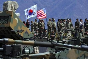 Mỹ - Hàn nối lại chiến dịch quân sự chung vào ngày 5/11