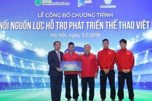Lavifood 'tiếp sức' cho thầy trò HLV Park Hang Seo trước khi tham dự AFF Cup 2018