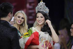 Tân 'Hoa hậu Trái đất' Phương Khánh nói gì trước tin đồn 'mua giải'?