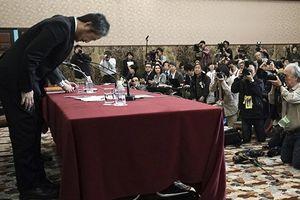 Nhà báo Nhật bị bắt cóc ở Syria gửi lời xin lỗi