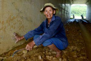 Dân Quảng Ngãi lo lũ gây xói lở nhà vì cao tốc 34.500 tỷ