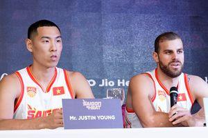 Thuê cầu thủ từng chơi ở NBA, Sài Gòn Heat khẳng định tham vọng lớn