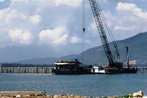 Không cho phép nhấn chìm hơn 700.000 m3 bùn thải xuống biển