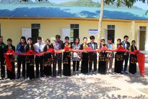 Lai Châu: Bàn giao nhà bán trú cho trường THCS Ma Quai – Sìn Hồ