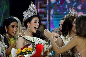 Hoa hậu Phương Khánh đã hát cải lương trong cuộc thi Hoa hậu Trái đất 2018
