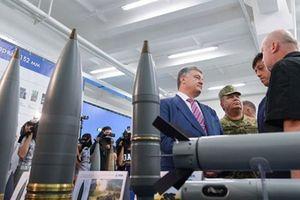 Ukraine trình làng vũ khí độc nhất thế giới