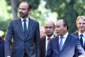 Ba ngày của Thủ tướng Pháp ở Việt Nam