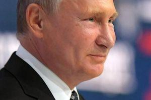 Putin nói về tương lai của nước Nga