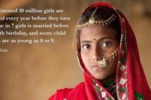 Bí mật bên trong ngôi làng toàn 'cô dâu 8 tuổi'