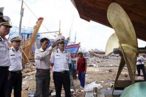 Lắng nghe tâm tư, phối hợp giúp đỡ ngư dân