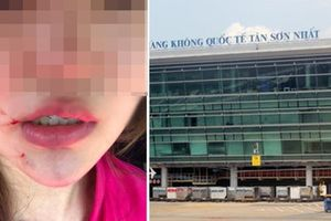 2 nữ tiếp viên hàng không đánh nhau tại sân bay Tân Sơn Nhất