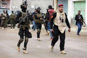 Iraq mở chiến dịch chống IS ở miền Tây