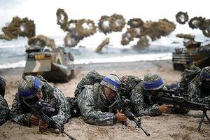Hàn Quốc - Mỹ nối lại tập trận