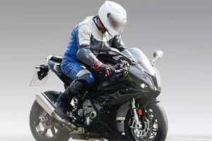 Siêu mô tô BMW S1000RR 2019 lộ thông số kỹ thuật