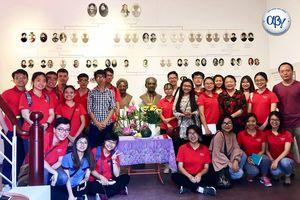 Học bổng lãnh đạo trẻ ABG khởi động