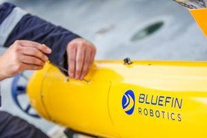 Mỹ trình làng tàu ngầm không người lái Bluefin-9