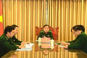 Chủ động thực hiện công tác chuẩn bị Hội nghị sơ kết 'Ngày Biên phòng toàn dân' cấp Trung ương