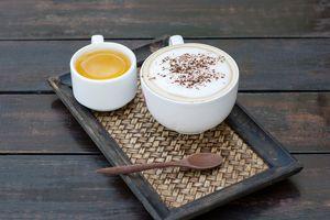 Uống viên kẽm kết hợp với ăn sô cô la, uống cà phê giúp trẻ lâu