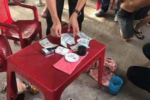 Đồng Nai: Bắt quả tang nhóm đối tượng đánh bạc