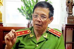 Cựu tướng Phan Văn Vĩnh làm đơn... xin hầu tòa