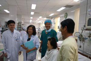 Sản phụ nhóm máu hiếm suýt tử vong vì băng huyết