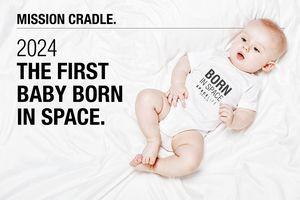 Sẽ có em bé đầu tiên ra đời trong vũ trụ?