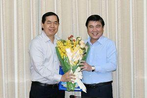 TP.HCM điều động ông Sử Ngọc Anh về Thành ủy