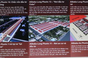 Bán khống nhiều dự án, địa ốc Alibaba bị đề nghị điều tra