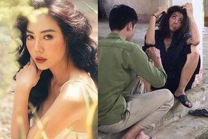 Lan 'cave' trong phim 'Quỳnh Búp Bê' tung ra bộ ảnh đẹp mộng mơ như nàng thơ